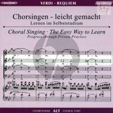 Requiem (Alt Chorstimme) (2 CD's)