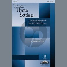 Three Hymn Settings