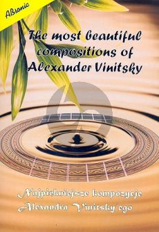 Vinitsky The most beautiful Compositions Guitar