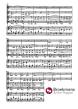 Bach Sei Lob und Preis mit Ehren (BWV 28 / 2a before 231) (SATB-Piano)