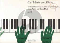 Leichte Stücke Op.10