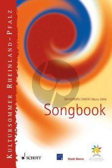 Europa Cantat Songbook (XVI)