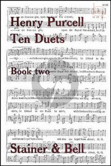 10 Duets Vol.2 2 Voices and Piano