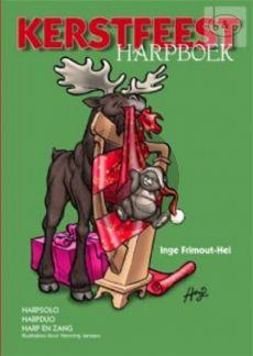 Frimout-Hei Kerstfeest Harpboek