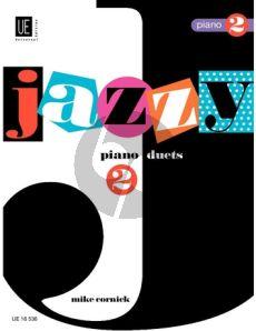 Cornick Jazzy Duets Vol.2 Piano 4 hds