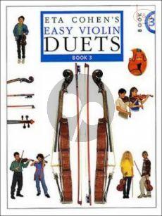 Easy Violin Duets Vol.3