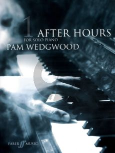 Wedgwood After Hours Vol.1 Piano solo (15 Pieces - Grade 3 - 5)