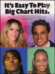 It's Easy to Play Big Chart Hits