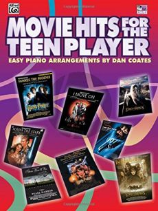 Movie Hits for the Teen Player