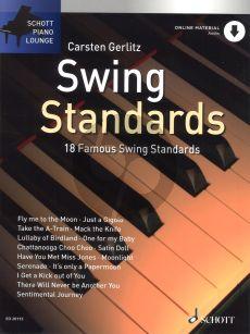 Swing Standards (18) (Bk-Online Download)