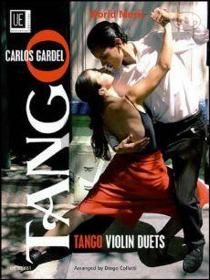 Tango Violin Duets