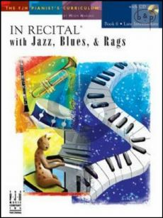 In Recital with Jazz-Blues & Rags Vol.6