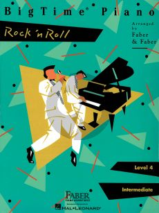 BigTime® Piano Rock 'n Roll Level 4