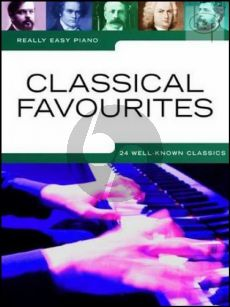 Really Easy Piano Classical Favourites