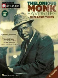 10 Favourites (Jazz Play-Along Series Vol.91)