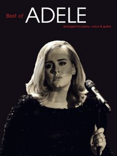 Adele Best of Adele (Piano-Vocal-Guitar) (updated edition)
