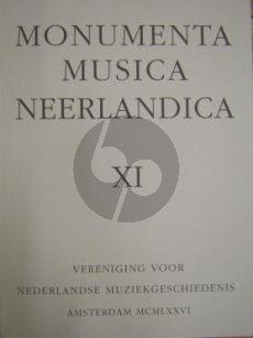 Noordt Tabulatuur Boeck. Psalmen en Fantasyen (1659) (edited Jan van Biezen)