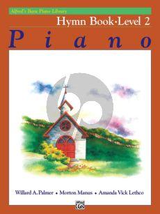 Alfred Basic Piano Hymn Book Level 2