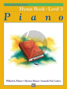 Alfred Basic Piano Hymn Book Level 3