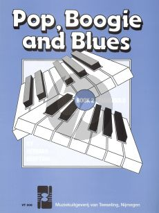 Pop, Boogie and Blues Vol.2 Piano