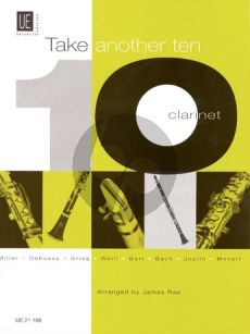 Take another Ten (Popular Pieces from Bach to Glen Miller) Clarinet-Piano