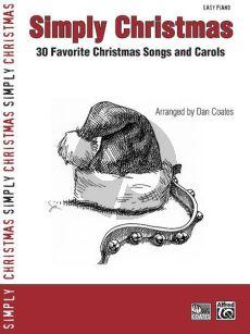 Simply Christmas (Easy Piano)
