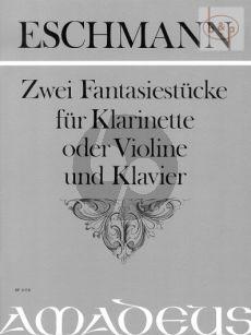 2 Fantasiestucke Op.9