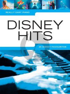 Really Easy Piano Disney hits