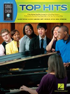 Top Hits (Sing with the Choir Vol.17) SATB