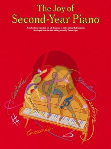Agay The Joy of Second Year Piano