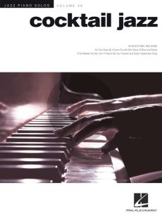 Cocktail Jazz (Jazz Piano Solos Series Vol.46)