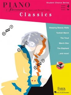 Faber Piano Adventures: Classics - Level 2