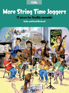 Blackwell More String Time Joggers Cello book