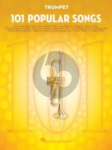 101 Popular Songs for Trumpet