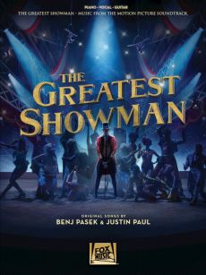 Pasek-Paul The Greatest Showman (Music from the Motion Picture Soundtrack) Piano-Vocal-Guitar