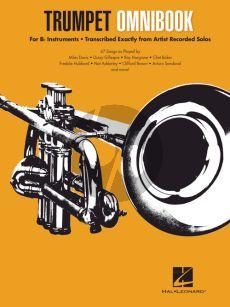 Trumpet Omnibook for B-Flat Instruments