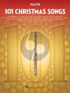 101 Christmas Songs for Flute