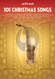 101 Christmas Songs for Alto Saxophone