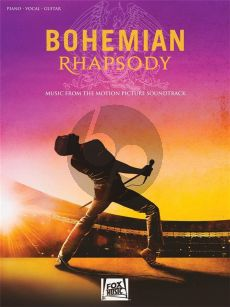 Queen Bohemian Rhapsody (Music From The Motion Picture Soundtrack) (Piano/Vocal/Guitar)