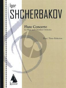 Shcherbakov Concerto for Flute, Percussion and Strings