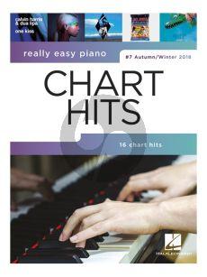 Really Easy Piano: Chart Hits Vol. 7 (Autumn/Winter 2018)