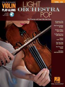Light Orchestra Pop Violin