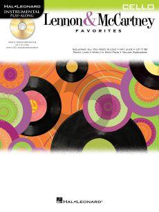 Lennon and McCartney Favorites Cello