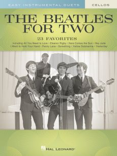 The Beatles for Two Cellos (arr. Mark Phillips)
