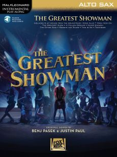 The Greatest Showman Alto Sax