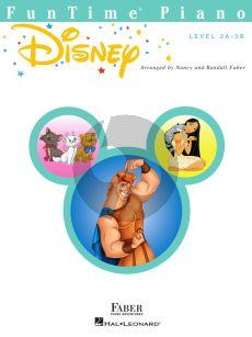 Faber FunTime® Piano Disney Level 3A-3B