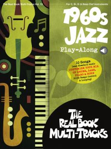 1960s Jazz Play-Along for all Instruments (Real Book Multi-Tracks Volume 13) (Book with Audio online)