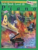 Top Hits Solo Book Level 1B Piano