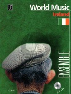 Album World Music Ireland (Flexible Ensemble) (Buch-CD) (Score/Parts)