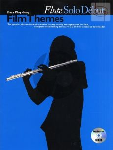 Flute Solo Debut Film Themes